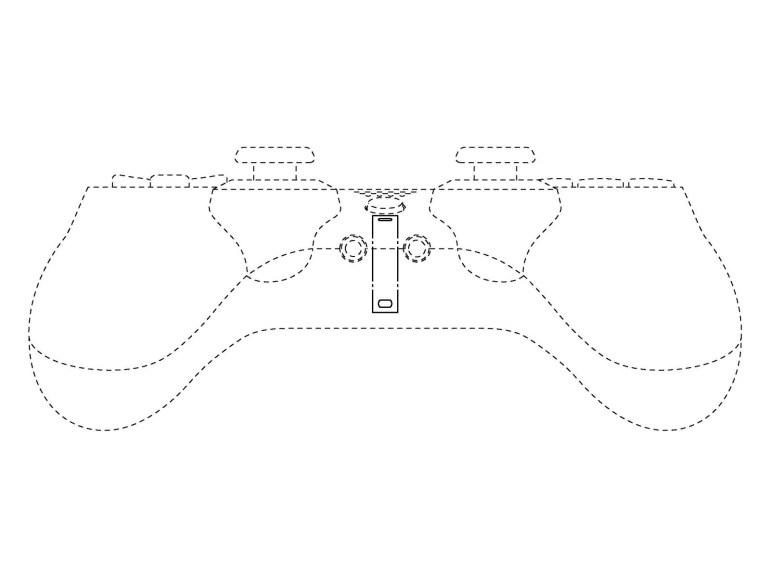 Sony запатентовала игровой контроллер для консоли PS5