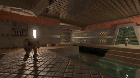 Обновление Quake II RTX принесло более реалистичную трассировку лучей и повышение производительности для некоторых систем