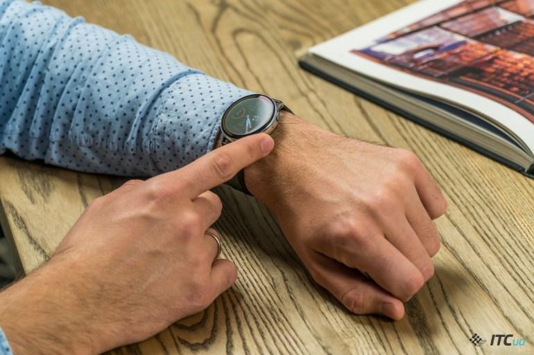 Galaxy Watch Active2 управление
