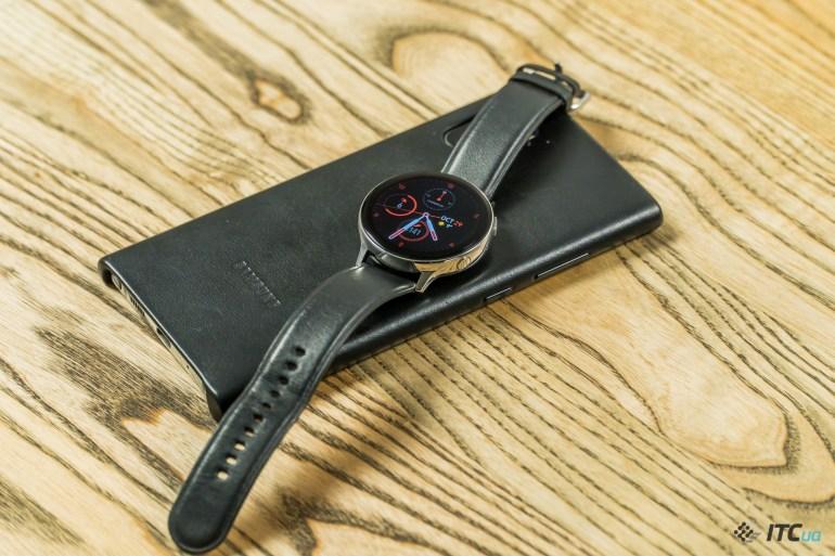 Galaxy Watch Active2 экран