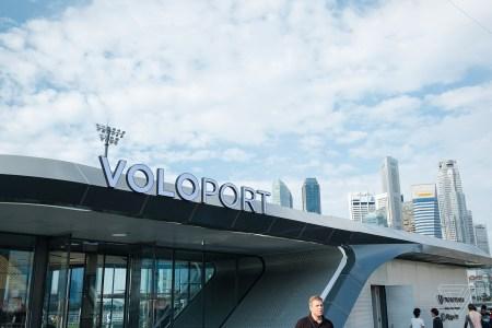 Стартап Volocopter демонтировал первую станцию для аэротакси VoloPort спустя неделю после ее презентации ¯\_(ツ)_/¯