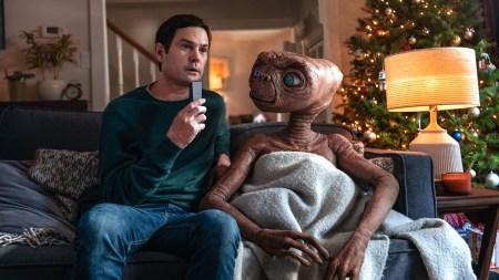 «Инопланетянин» Стивена Спилберга неожиданно получил короткометражный сиквел