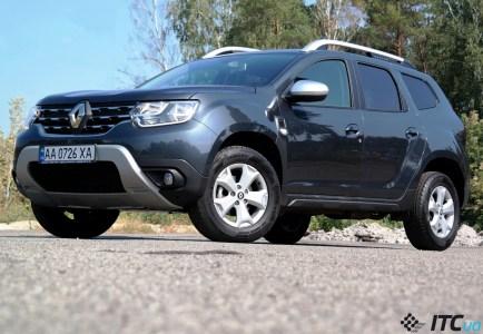 Тест-драйв Renault Duster «дизель»: ТОП-5 вопросов и ответов