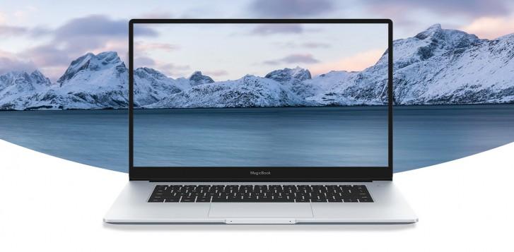 APU AMD Ryzen 3000 и версии с Linux. Представлены компактные ноутбуки Honor MagicBook 14 и Honor MagicBook 15
