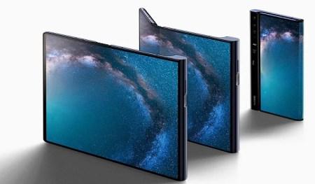 Замена гибкого экрана Huawei Mate X обойдется в $1000, системной платы — $500