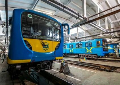 У Кличко предложили новый вариант метро на Троещину — по Северному мосту. На постройку необходимо 2-3 года и $300-500 млн