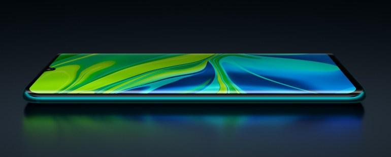 В Украине стартуют продажи первого в мире смартфона с 108-мегапиксельной камерой – Xiaomi Mi Note 10