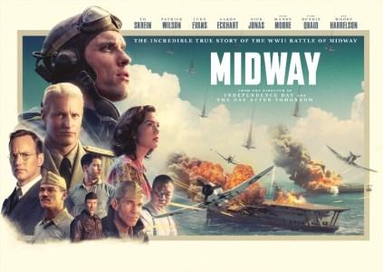 Рецензия на фильм Midway / «Мидуэй»