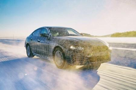 Официально: Электрический седан BMW i4 выйдет на рынок в 2021 году, он получит мощность 380 кВт / 530 л.с. и батарею на 80 кВтч с запасом хода 600 км