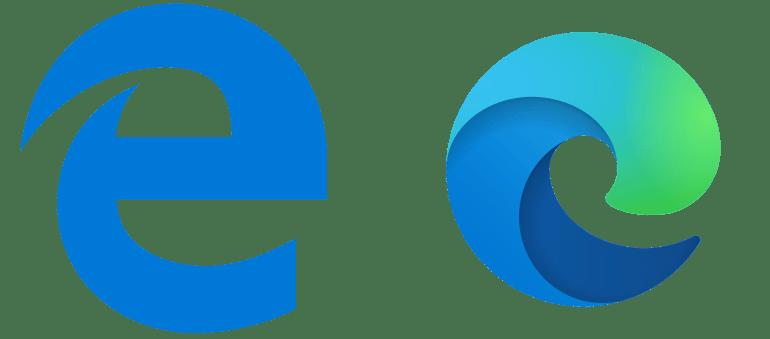 Microsoft анонсировала новый логотип браузера Edge