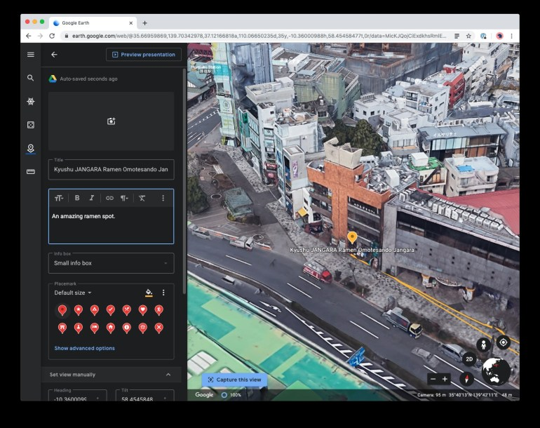 Теперь каждый может создавать свои истории путешествий в Google Earth - ITC.ua