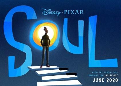 Вышел первый тизер-трейлер мультфильма Soul / «Душа» от студий Disney и Pixar, премьера назначена на 19 июня 2020 года