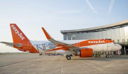 Британский лоукостер EasyJet стал первой в мире углеродно-нейтральной авиакомпанией