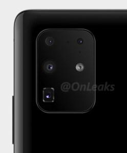 Вот как на самом деле выглядит левая часть блока основной камеры Samsung Galaxy S11 [+ новые подробности]