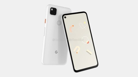 Известный инсайдер показал, каким будет доступный камерофон Google Pixel 4a — с врезанной в экран селфи-камерой и одинарной основной