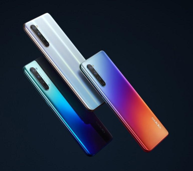 5G — в массы! Представлены смартфоны Oppo Reno3 и Oppo Reno3 Pro