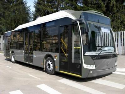 «Богдан» готовится покорять рынок Европы со своим первым электрическим автобусом в кузове из нержавеющей стали и низким полом