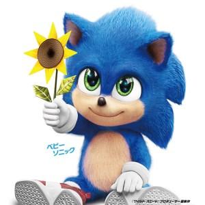 «Baby Sonic vs. Baby Yoda»: В трейлере Sonic The Hedgehog для японского рынка показали няшного Соника-малыша