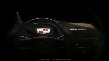 В новом внедорожнике Cadillac Escalade будет использоваться изогнутый 38-дюймовый OLED-экран с 8K-разрешением