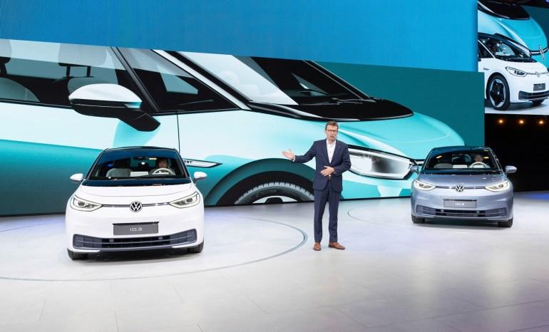 Volkswagen будет обозначать продвинутые версии электромобилей семейства ID приставкой GTX (где X - полный привод) по аналогии с GTI, GTD и GTE