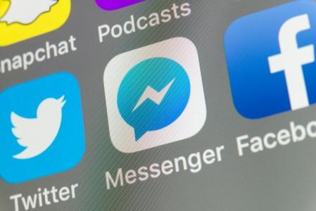 Авторизация в ПО Messenger без учётной записи Facebook теперь невозможна для новых пользователей
