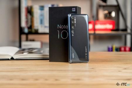 Обзор Xiaomi Mi Note 10: 108-мегапиксельный камерафон