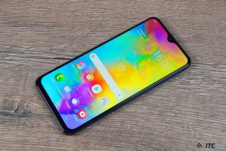Samsung начала обновлять до Android 10 и One UI 2.0 бюджетные Galaxy M20 и M30 раньше флагманских Galaxy Note10 и Note10+