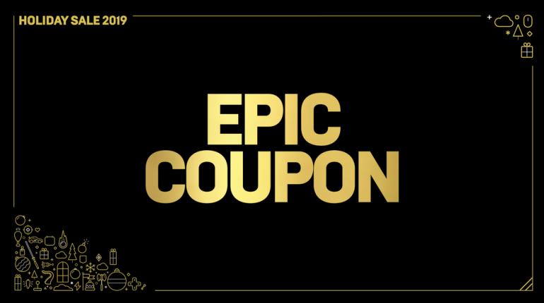 """В Epic Games Store стартовала """"Праздничная распродажа"""": 12 бесплатных игр, купон на 300 грн и скидки до 75% на избранные игры"""