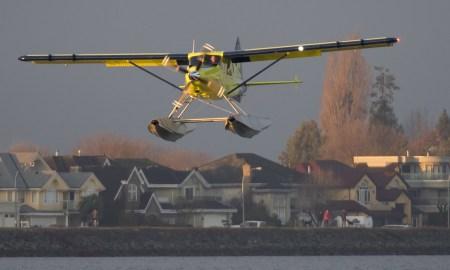 Первый в своем роде электрический гидросамолет DHC-2Beaver совершил первый полет