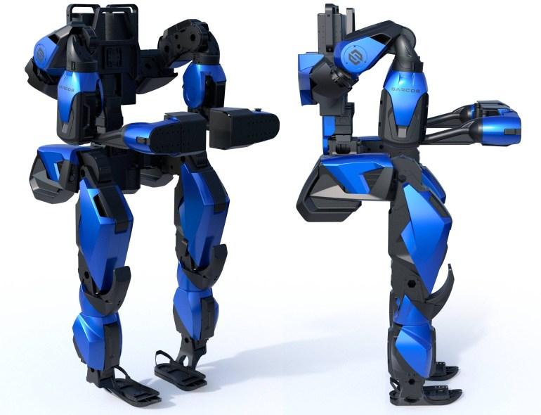 Sarcos Robotics представила серийный экзоскелет Guardian XO, предназначенный для помощи в подъеме тяжелых грузов. Его смогут арендовать все желающие по цене $100 000/год