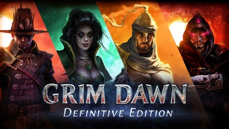 Авторы «правильной action/RPG» Grim Dawn выпустили полное издание игры со всеми дополнениями