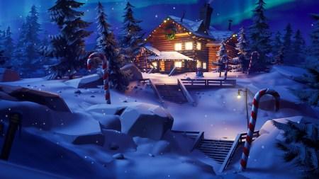 В Fortnite вышло очередное обновление и стартовал «Зимний фестиваль» с бесплатными подарками