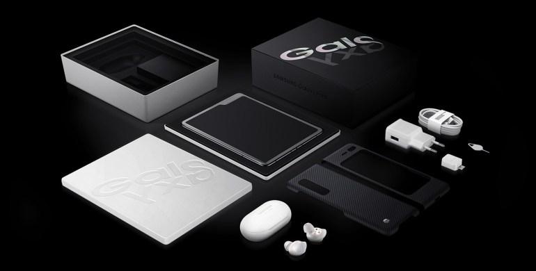 Samsung Galaxy Fold добрался до Украины. Цена — 56 999 грн, старт продаж — 21 декабря