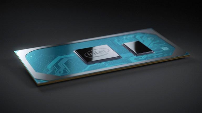 Intel Ice Lake-U CPU