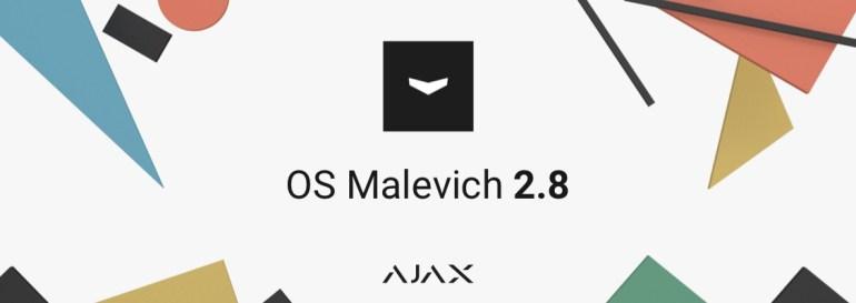 Ajax Systems представила новый датчик движения с фотокамерой MotionCam и обновление ОС Malevich 2.8