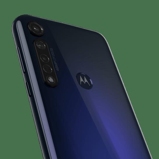 48 мегапикселей за 4 999 грн. Смартфон Moto G8 Plus начал продаваться в Украине