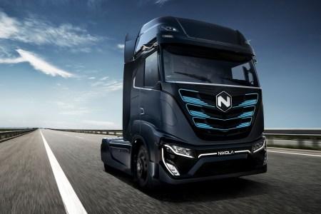 Nikola и Iveco представили совместно разработанный электрогрузовик Nikola Tre с мощностью 480 кВт, батареей 720 кВтч и запасом хода до 400 км