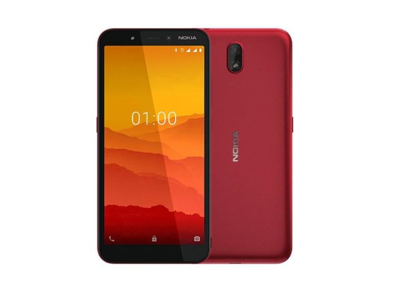 Анонсирован 5,45-дюймовый смартфон Nokia C1 на основе Android Go стоимостью всего $59