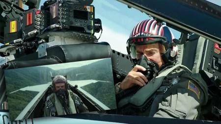 «Реальные самолеты, реальные перегрузки»: как снимали фильм Top Gun: Maverick с Томом Крузом [видео]