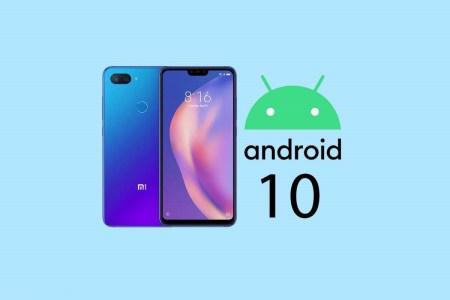 Xiaomi подготовила обновление до Android 10 для 4 не самых новых моделей своих смартфонов