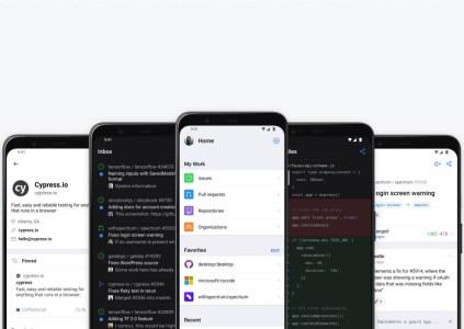 GitHub запустил бета-тест приложения для Android (версия для iOS – на подходе)