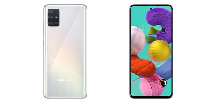 Потенциальный бестселлер Samsung Galaxy A51 с квадрокамерой начал продаваться в Украине по цене 9 499 грн