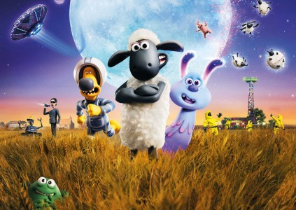 Рецензия на фильм A Shaun the Sheep Movie: Farmageddon / «Барашек Шон: Фермагеддон»