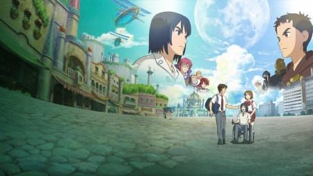 На Netflix вышел полнометражный аниме-фильм по Ni no Kuni