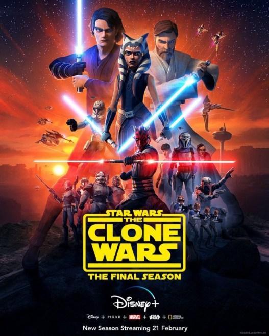 Опубликован трейлер заключительного сезона мультсериала «Звездные войны: Войны клонов»