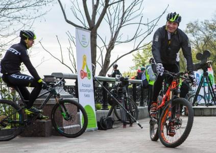 В 2020 году в Киеве установят почти 700 парковочных стоек для велосипедов за бюджетный счет