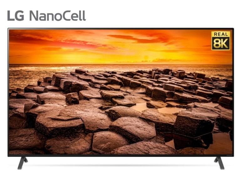 LG привезла на CES 2020 собственные «Настоящие 8K» телевизоры