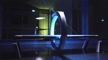 Nanox, вдохновившись Star Trek, создала футуристичный рентген-аппарат