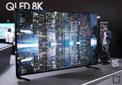 «Настоящие 8K». QLED 8K-телевизоры Samsung в числе первых получат сертификацию 8K Association