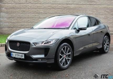 Электрокроссовер Jaguar I-Pace стал самым продаваемым новым электромобилем в Украине по итогам 2019 года, обогнав Tesla и BMW